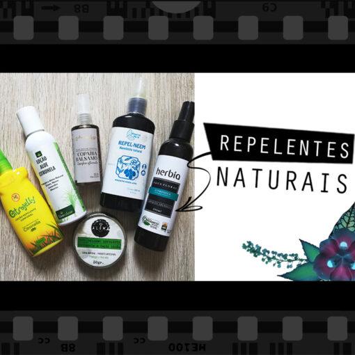 repelentes naturais
